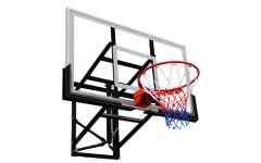 Баскетбольный щит DFC BOARD72G 180x105см стекло 10мм (два короба)