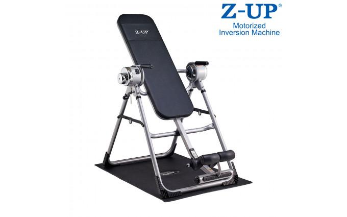 Инверсионный стол Z-Up 3, 220в, Корея, серебряная рама, черная спинка