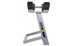 Гантели наборные MX Select MX-55, вес 4.5-24.9 кг, 2 шт