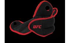 Кистевой утяжелитель UFC (2 кг, пара)