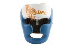 Шлем для бокса UFC Premium True Thai (синий)