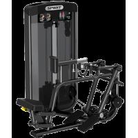Гребная тяга с упором на грудь SP-3507 со стеком 90 кг