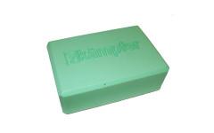 Блок для йоги Kampfer (green)