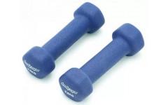 Неопреновые гантели Body Gym DB02 две 0,5кг