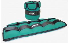 Утяжелитель  для ног 2,5 кг (2 шт. - пара) FITEX PRO